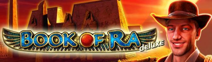 Book of Ra Banner
