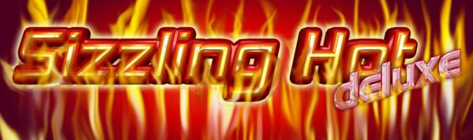 Sizzling Hot Banner
