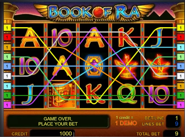 Play Book of Ra Online for free | Slot games with books from
